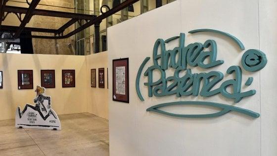 Andrea Pazienza, una mostra per ricordarlo a trent'anni dalla morte. E spuntano due inediti