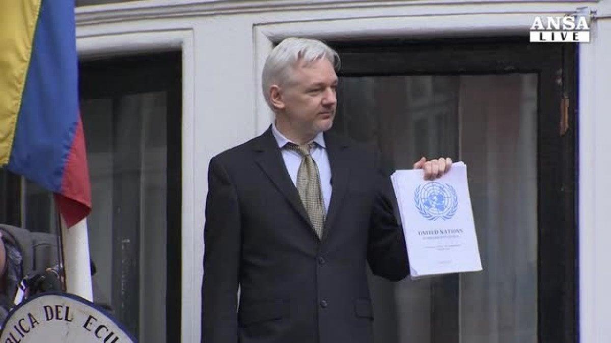 Il fondatore di WikiLeaks, Julian Assange, potrebbe perdere il suo