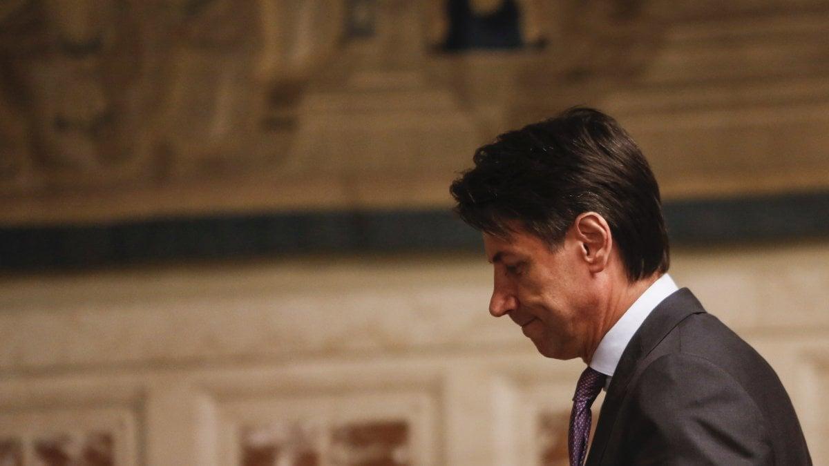 ROMA - Il primo giorno da premier in pectore non