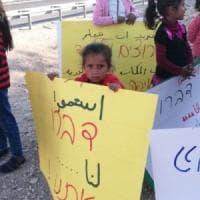 Israele dice sì a demolizione della 'Scuola di gomme' della ong italiana. È in un...