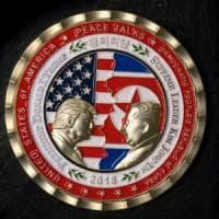 Il summit Trump-Kim è annullato, ma volano le vendite della moneta commemorativa
