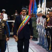 Venezuela, la denuncia del regime di Maduro: represso un golpe militare