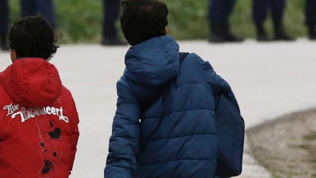 ROMA - In Italia scompare un bambino ogni due giorni,