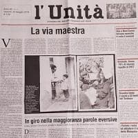L'Unità torna in edicola: solo per un giorno e per evitare la decadenza della testata