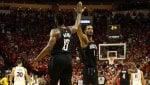 Finale Ovest: Houston ancora a segno, vacilla il trono di Golden State