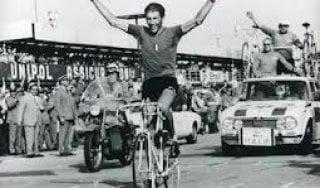 Quel maggio del '68 - Vittorio Adorni, l'unico che poteva dare ordini a Merckx