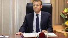 """La mano tesa di Macron a Conte: """"Impazienti di lavorare insieme"""""""