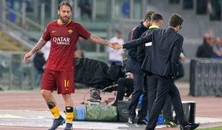 """Roma, il progetto di De Rossi: """"Scucire lo scudetto alla Juventus"""""""