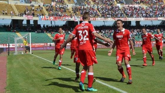 Playoff serie B: TFN penalizza Bari di 2 punti, pugliesi giocheranno a Cittadella
