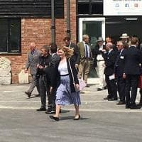 Gran Bretagna, il sindaco di Amatrice e il principe Carlo insieme per promuovere la...