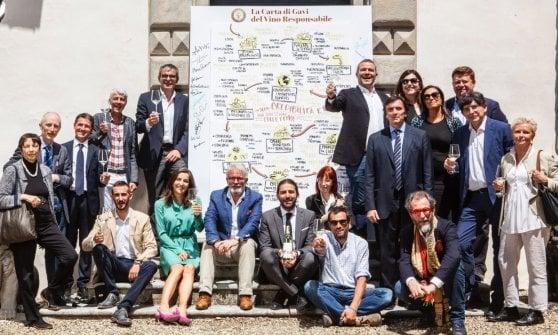 Arnaldo Caprai vince il premio Gavi La Buona Italia