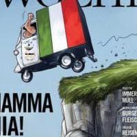 Satira e frecciatine per l'Italia