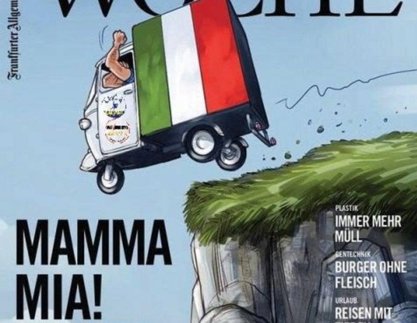 """Satira e frecciatine per l'Italia """"populista"""" del governo Conte: la stampa estera non perdona"""
