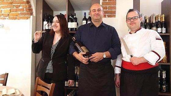 A Cuneo, tre moschettieri al servizio di sua maestà la cucina