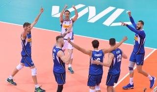 Volley, Nations League: l'Italia parte bene, battuta la Germania