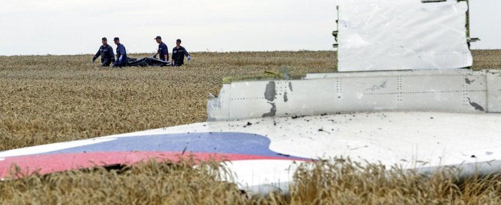 """Paesi Bassi e Australia: """"Russia responsabile dell'abbattimento aereo MH17"""""""