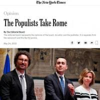 Attacco frontale del NYT: