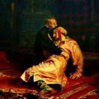 Mosca, sfregiato il Figlicidio di Ivan il Terribile: ma in Russia c'è chi