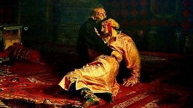 Mosca, sfregi a Figlicidio di Ivan il Terribile:  era già stato danneggiato 105 anni fa
