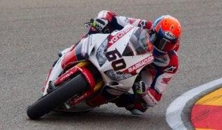 Superbike, Gp Gran Bretagna: van der Mark sorprende tutti e vince gara 1
