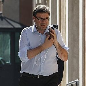Giancarlo Giorgetti sottosegretario del governo Conte: il Gianni Letta della Lega