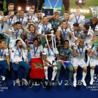 Champions League, la festa del Real Madrid