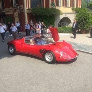 Concorso d'Eleganza Villa d'Este: l'Alfa Romeo 33 batte tutti