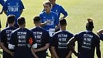 Italia sparring partner dell'Arabia Saudita in una partita che è anche politica