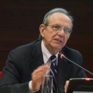 Padoan: Il problema non è Savona, ma le idee di Lega e M5s sull'Europa