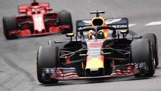 Montecarlo, arrivo come alla partenza: vince Ricciardo, Vettel è secondo e Hamilton terzo