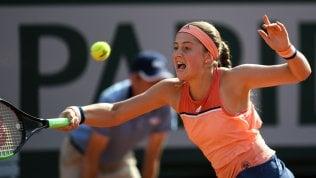 Roland Garros amaro per le big:già fuori Venus e Ostapenko