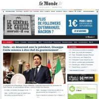 Governo, la rinuncia di Conte e la crisi istituzionale sui siti internazionali