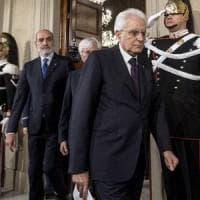 Scontro istituzionale sul nuovo governo. Conte rinuncia, Mattarella convoca
