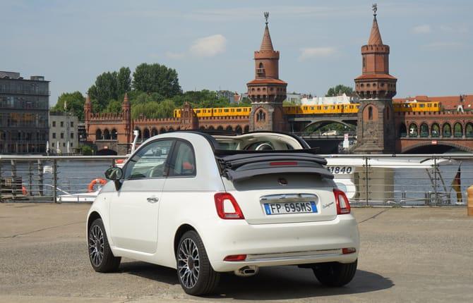 Nuova Fiat 500 Collezione? In giro per l'Europa