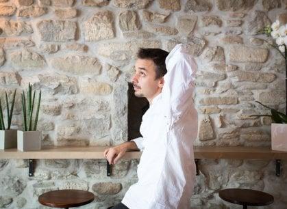 Gianluca Gorini, una cucina tra azzardi (riusciti) e carezze (non banali)