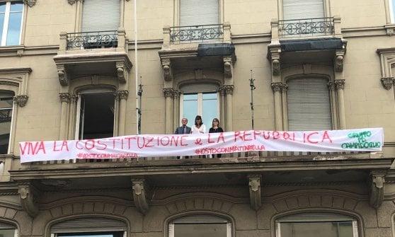 Governo, firme e tweet di solidarietà a Mattarella. Ma spuntano anche minacce di morte