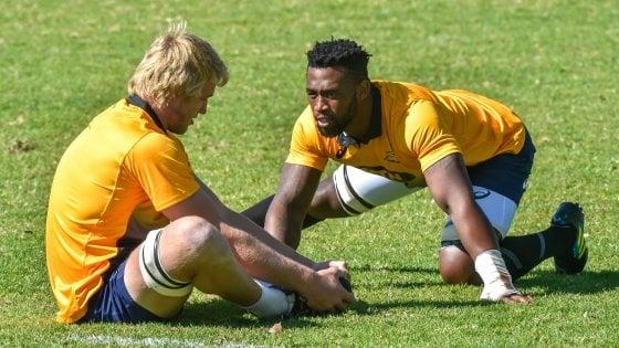 Rugby:Sudafrica primo capitano di colore