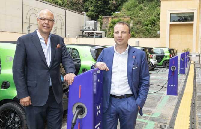 """Smart amplia la rete dei servizi """"Ready to"""" per la mobilità intelligente"""