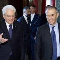 Governo, Cottarelli: