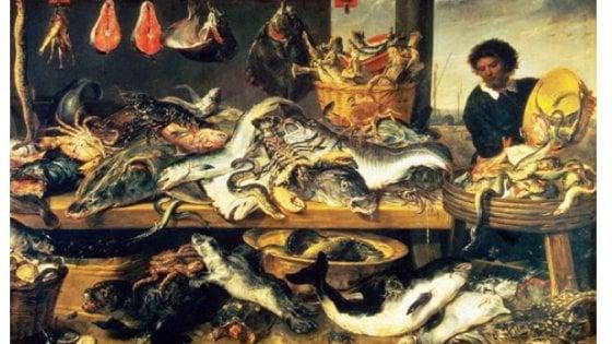 Il cibo immortale, raccontato sulle tele dei grandi pittori