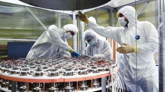 A caccia della materia oscura: nuovi risultati dal Gran Sasso