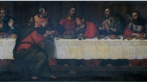 """""""Adotta un apostolo"""", l'iniziativa per salvare 'L'ultima cena' di Plautilla Nelli"""