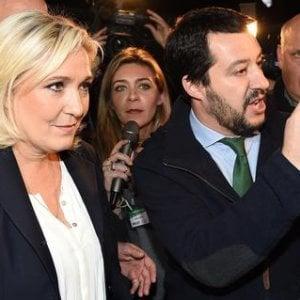 Europarlamento, i conti d'oro del gruppo di Salvini e Le Pen: 13.500 euro per la cena di Natale