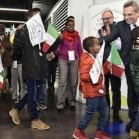 Corridoi umanitari, altri 66 rifugiati siriani accolti a Fiumicino