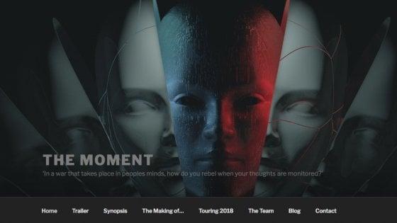 """The Moment, il film """"girato"""" dal cervello dello spettatore"""