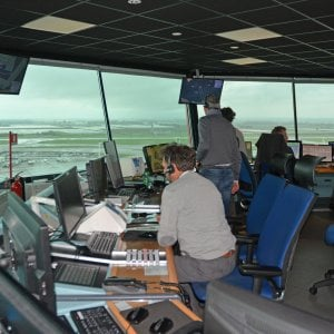 Uomini radar, testato il nuovo programma che integra tre torri di controllo