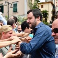 Dai social messaggio a Salvini: