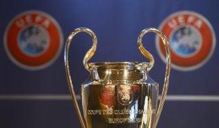 Champions, si cambia: nuovi orari e quarta sostituzione nei supplementari