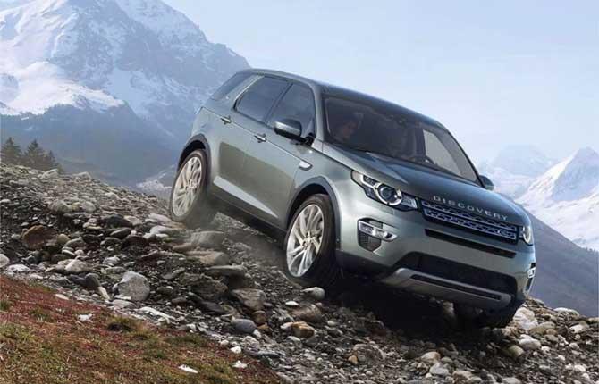 Idea Land Rover: portare la guida autonoma in fuoristrada