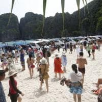 Thailandia: chiude Maya Bay, la spiaggia di DiCaprio